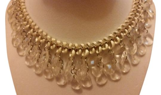 Preload https://item5.tradesy.com/images/silver-and-clear-drops-statement-necklace-1128749-0-0.jpg?width=440&height=440