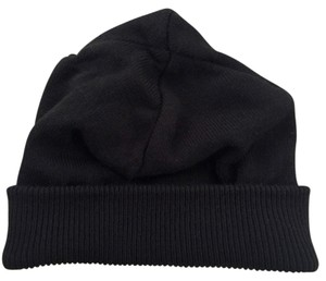 Other Black knit beanie