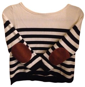 H&M Striped Cotton Sweater