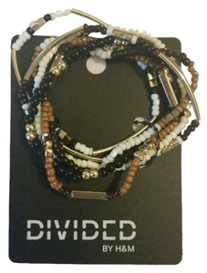 Divided by H&M Set of 6 bracelets