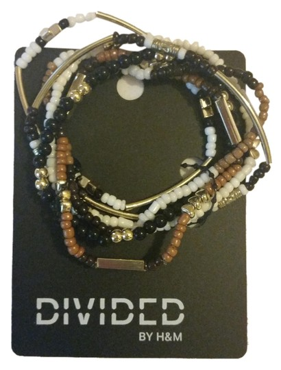 Preload https://img-static.tradesy.com/item/1128824/divided-by-h-and-m-multicolor-set-of-bracelet-0-0-540-540.jpg