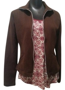 Free People Brown Jacket