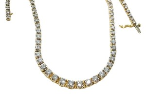 Ella Bridals Diamond Tennis Necklace