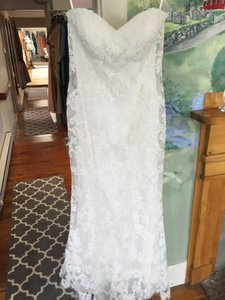 Casablanca 2221 Wedding Dress