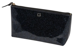 Kate Spade * Kate Spade Sparkle Blue Offshore Cosmetic Bag