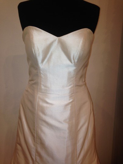 Martina Liana Ivory St372 Formal Wedding Dress Size 12 (L)