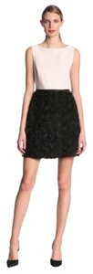 Halston Heritage Colorblock Party Cocktail Lbd Casual Wedding Sold Out Size 4 A-line Above The Knee Mid Thigh Buy Me Dress