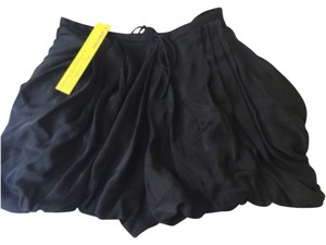 Catherine Malandrino Dress Shorts Blac