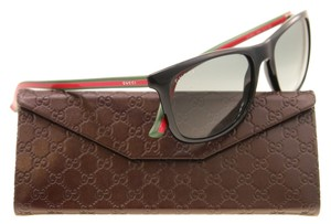 Gucci New Gucci Sunglasses GG 1055 Black 51NVK Grey 55mm Glasses