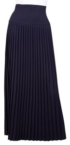 Chanel Maxi Skirt Navy