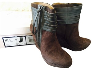 Ella Moss Dark brown, brown Boots