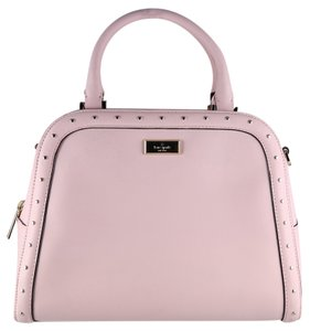Kate Spade Satchel in Rose Pink