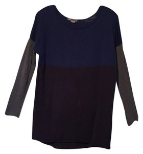 Vince Cotton Pullover Tunic Sweater