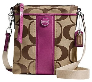 Coach 48806 F48806 Swingpack Cross Body Bag