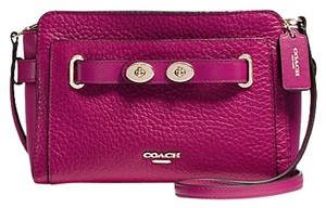 Coach Snake Cross Body Bag