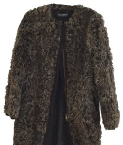 Dolce&Gabbana Fur Coat
