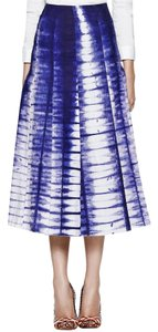 Tory Burch Issa Kate Middleton Lela Rose Cynthia Vincent Rebecca Minkoff Rebecca Taylor Marchesa Elizabeth And James Dvf Diane Von Skirt Blue