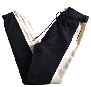 Madewell Skinny Pants Black and white