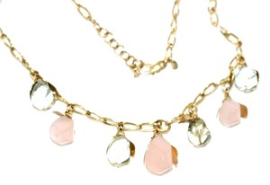 Mr & Mrs Italy Italian Collection Jewel Gold Necklace