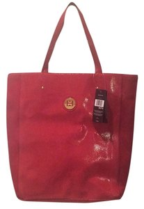Tommy Hilfiger Tote in Red