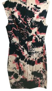 French Connection Abstract Stylish Interview Dress