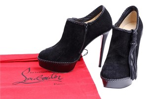 Christian Louboutin Sultane Black Boots