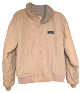 L.L.Bean Jacket Mens Ski Bomber Coat