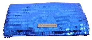 BCBGeneration Blue Clutch