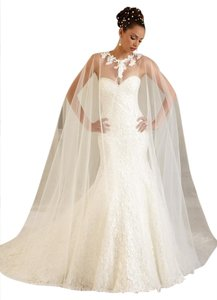 Mori Lee Brand New Angelina Faccenda Style 1281 Wedding Dress