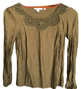 Boden Top Olive green