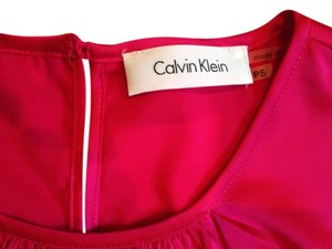 Calvin Klein Top red (cherry)