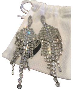 Tom Binns Tom Binns Snake Statement Earrings