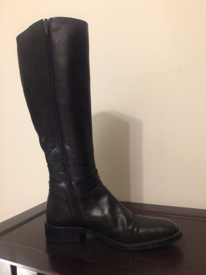 Goex black leather Boots Image 5