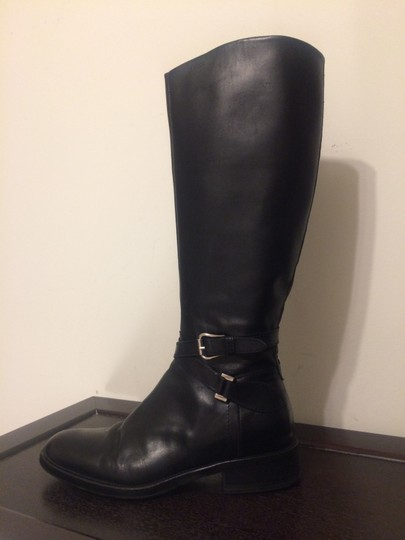 Goex black leather Boots Image 6