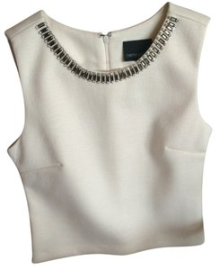 Cynthia Rowley Top White/Beige