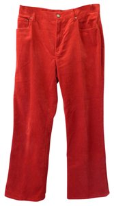 Ralph Lauren Five Pocket Flare Hem Stretch Pants