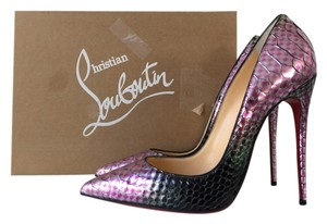 Christian Louboutin So Kate 120 120mm So Kate 120 Purple Pumps