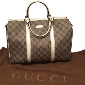 Gucci Satchel in Ebony/brown