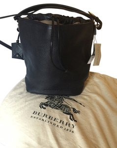 Burberry Leather New With Tags Hobo Bag