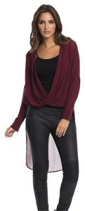 Elan Top Burgundy