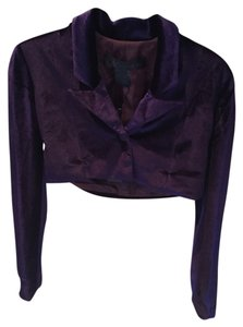 Kardashian Kollection Top Eggplant