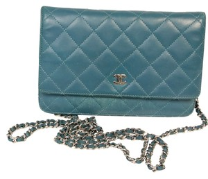 Chanel Cambon Jumbo Quilted Woc Cross Body Bag