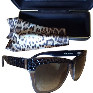 Roberto Cavalli Square cat eye Cavalli sunglasses