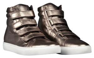 Diesel Black Sneakers gold Athletic