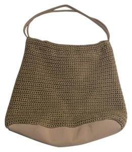 Tote in Sand/Beige