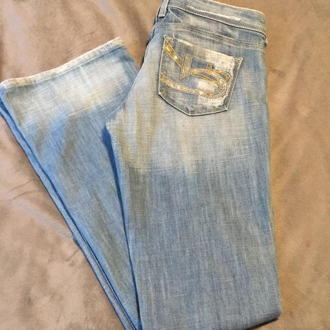 bebe Boot Cut Jeans Image 5