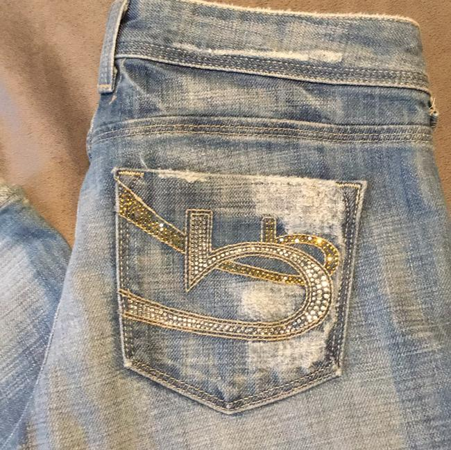bebe Boot Cut Jeans Image 6