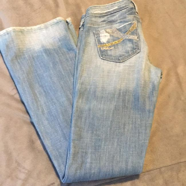 bebe Boot Cut Jeans Image 8