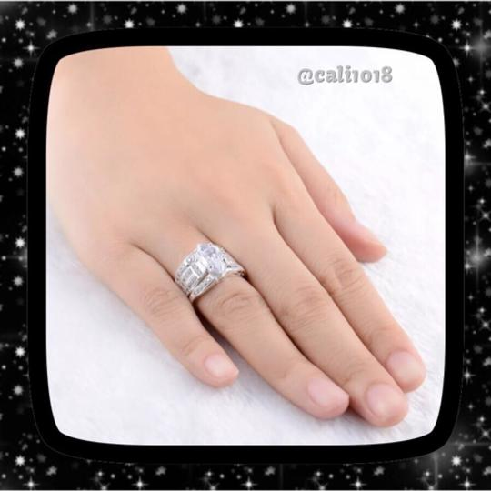 Other 3PC Stainless Steel Ring Set Image 3