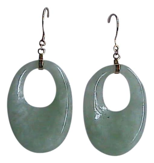 Preload https://img-static.tradesy.com/item/1130812/14k-yellow-gold-jade-solid-apple-green-dangling-earrings-0-0-540-540.jpg